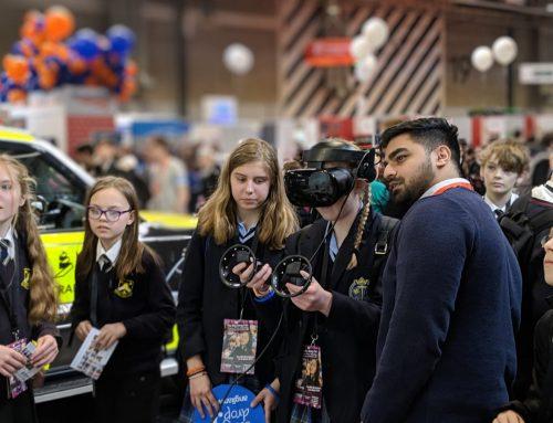 Big Bang! UK Young scientists & Engineering Fair