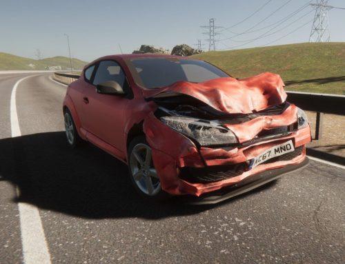 Crashed cars, reusable assets, website work…